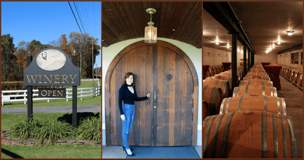 Gray Ghost Vineyards – Taste & Tour