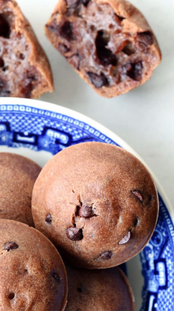 Chocolate Fudge Bread - In Bowl