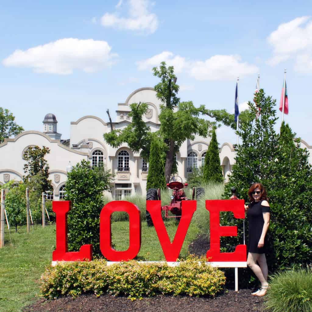 Romantic Virginia Wineries