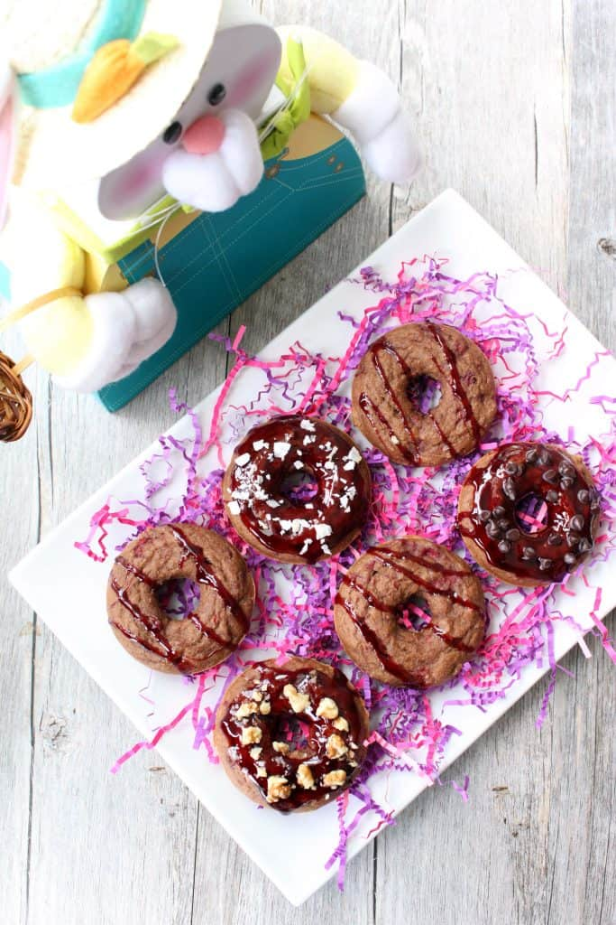 Berry Burst Donuts