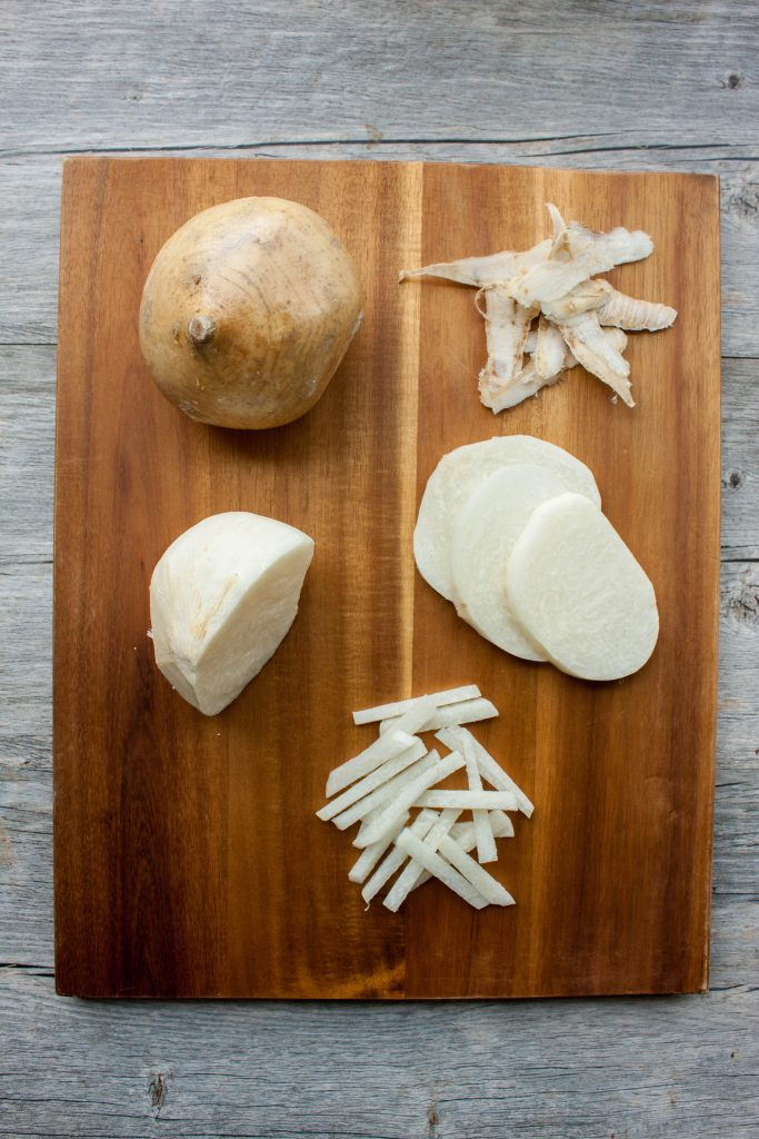 How to Prepare Jicama